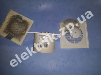 установка вентилятора вытяжки