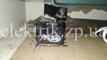 Замена пакетного выключателя в Запорожье